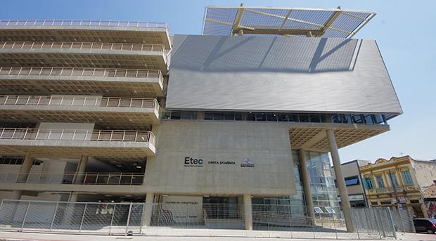 A ETEC Santa Ifigênia | Etec Santa Ifigenia